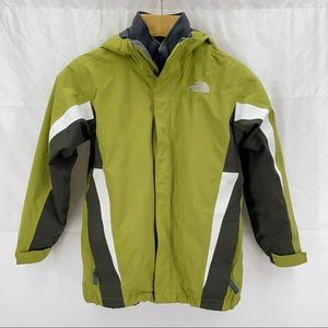 The North Face youth winter 3 in 1 jacket large